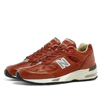 New Balance M991gnb Made In England Brown
