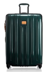 Tumi 'V3' Extended Trip Wheeled Packing Case Green Hunter