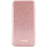Ted Baker Spritsie Mirror Folio Case For Iphone 6 7 And 8 Rose Gold