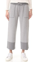 M.Patmos Compton Sweatpants Grey Heather