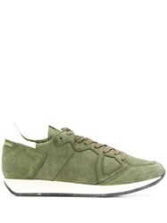 Philippe Model Monaco Sneakers Green