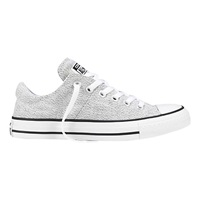 Converse Chuck Taylor All Star Ox Madison Canvas Trainers White