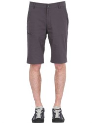 Mountain Hardwear Stretch Cotton Blend Shorts