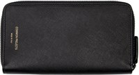 Common Projects Black Large Zipper Wallet