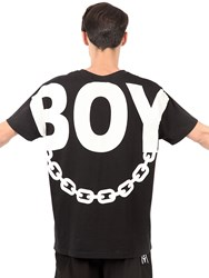 Boy London Chain Printed T Shirt