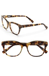 Women's Derek Lam 52Mm Optical Glasses Tortoise