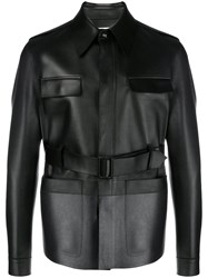 Alyx Belted Jacket Black