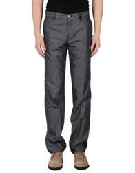 Versace Collection Casual Pants Lead