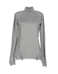 Antonio Berardi Turtlenecks Grey