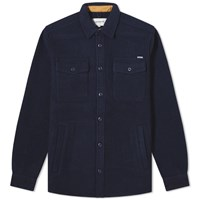 Carhartt Milner Wool Shirt Jacket Blue