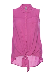 Fresh Made Top Oriental Pink