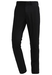 New Look Suit Trousers Black
