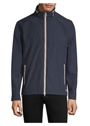 Barbour Kentmere Track Jacket Navy
