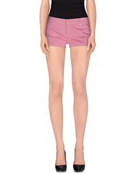 Doralice Trousers Shorts Women Light Purple
