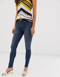 French Connection Re Bound Skinny Jean Blue