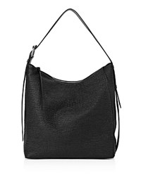 Allsaints Zoku North South Tote Black