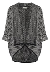 Kiomi Cardigan Black