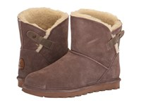 Bearpaw Margaery Taupe Shoes