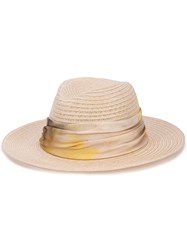 Eugenia Kim Classic Summer Hat Brown