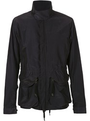 Alexandre Plokhov Field Jacket Black