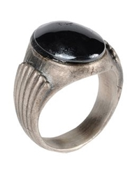 First People First Rings Silver