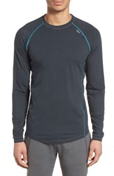 Tasc Performance Charge Ii Long Sleeve T Shirt Gunmetal