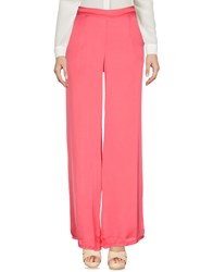 Giorgia And Johns Casual Pants Fuchsia
