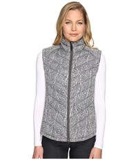 Royal Robbins Trinity Down Vest Charcoal Women's Vest Gray