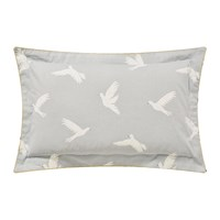 Sanderson Paper Doves Oxford Pillowcase Mineral