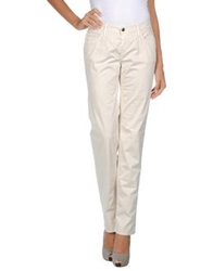 Fay Casual Pants Ivory