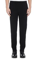 Atm Anthony Thomas Melillo Side Striped Sweatpants Black