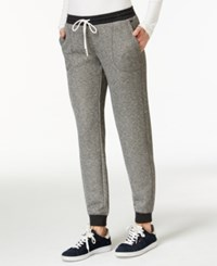 Tommy Hilfiger Drawstring Jogger Sweatpants Grey