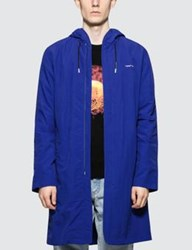 Off White Diag Rain Coat