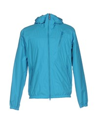 Club Des Sports Jackets Turquoise