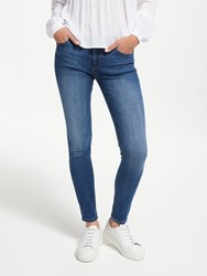 Dl1961 Florence Mid Rise Skinny Jeans Pacific