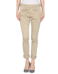 Seal Kay Independent Casual Pants Sand