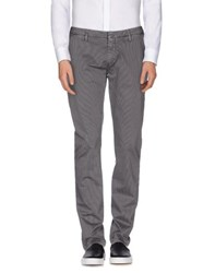 Truenyc. Trousers Casual Trousers Men Grey