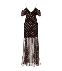 Needle And Thread Prairie Ditsy Maxi Dress Female Pink