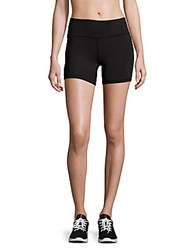 Reebok Premiere Fitted Solid Shorts Black
