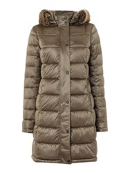 Barbour Haven Quilt Mink