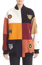 Stella Mccartney Women's 'Sabine' Varsity Bomber Jacket