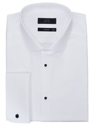 John Lewis Marcello Slim Fit Dress Shirt White
