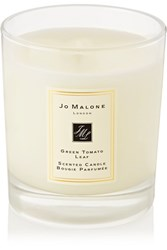 Jo Malone London Green Tomato Leaf Scented Home Candle Colorless