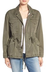 Hudson Jeans Women's 'Sienna' Stretch Cotton Field Jacket