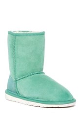 Emu Stinger Genuine Fur Lined Boot Green