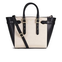 Aspinal Of London Women's Marylebone Medium Tote Bag Monochrome Mix