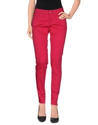 Love Moschino Trousers Casual Trousers Women Fuchsia