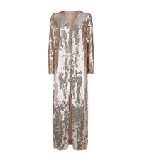 Temperley London Bardot Coat Ivory