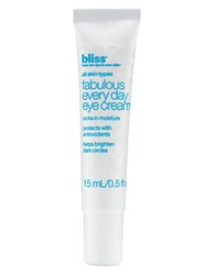 Bliss Fabulous Everyday Eye Cream No Color