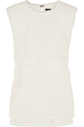 Isabel Marant Kyla Cotton Canvas Top